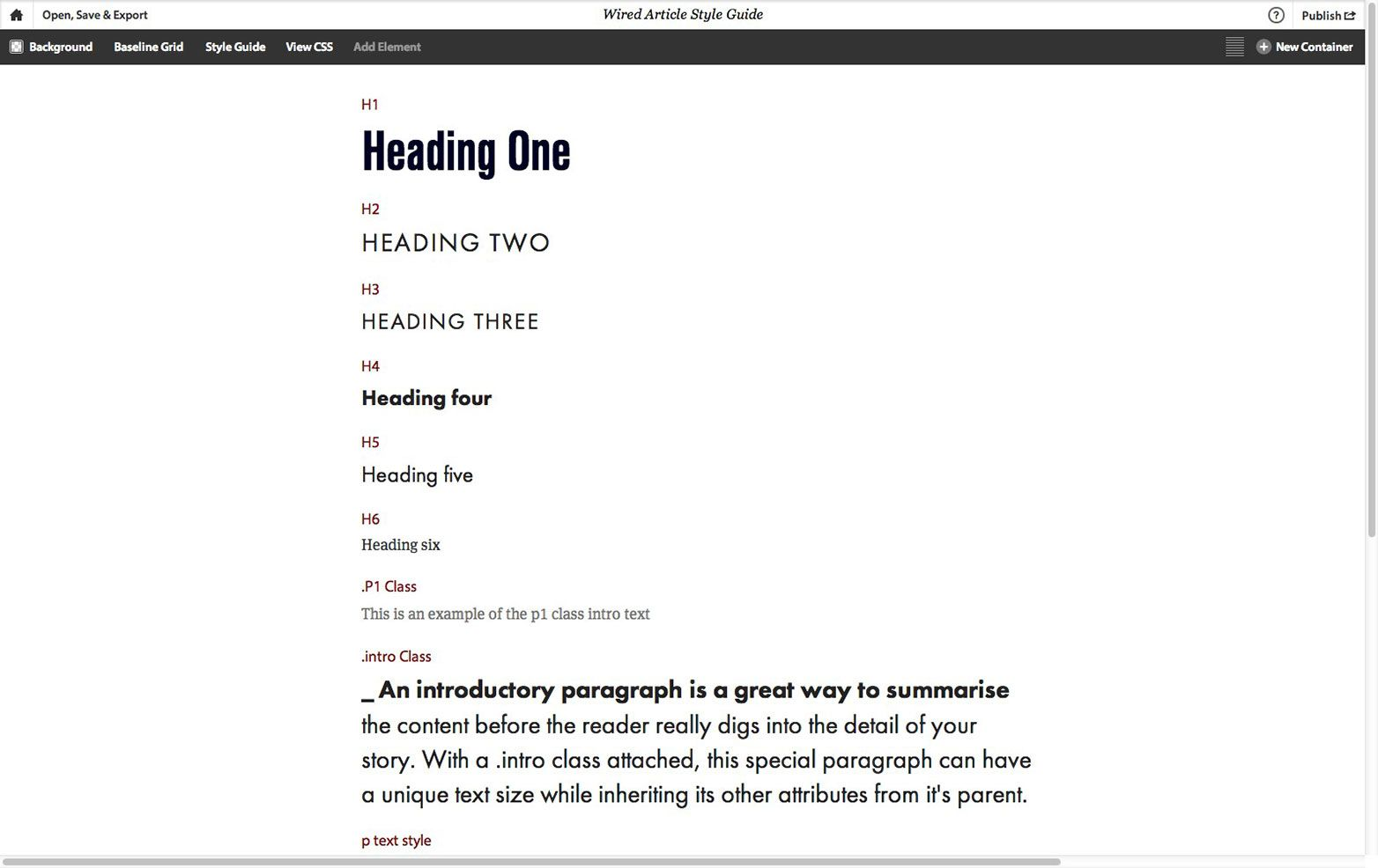 Designing the new, fully responsive wired.co.uk article pages ...