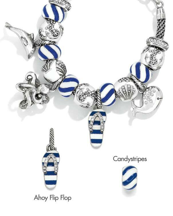 Brighton Beach Charm Bracelet