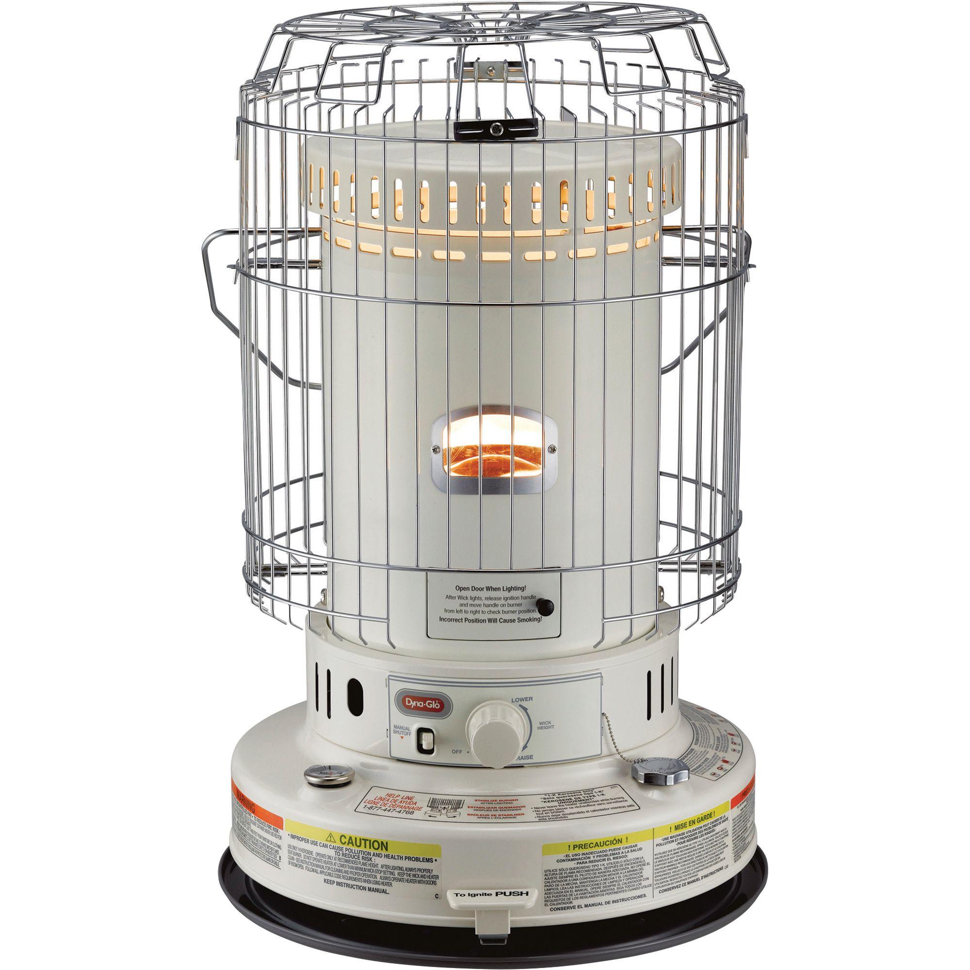 DynaGlo Indoor Kerosene Convection Heater 23,800 BTU