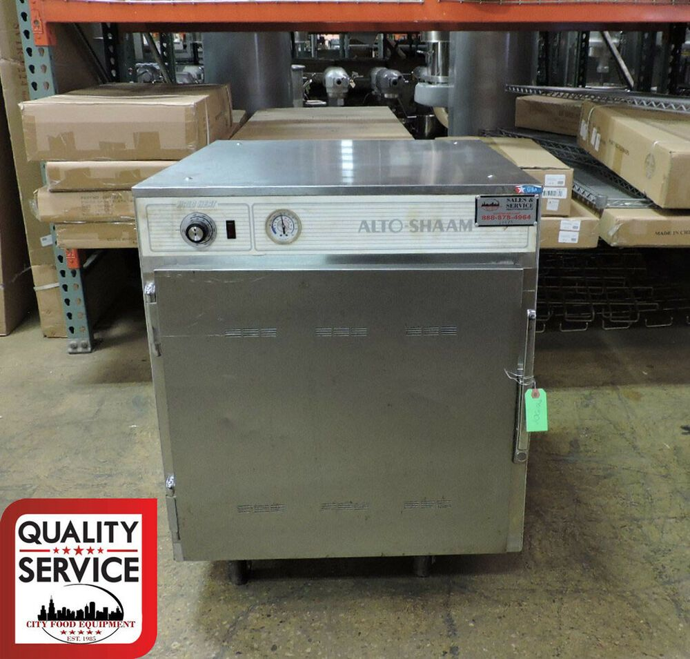 Alto Sham Hu 75 1s Commercial Used Holding Cabinet 125v Altoshaam