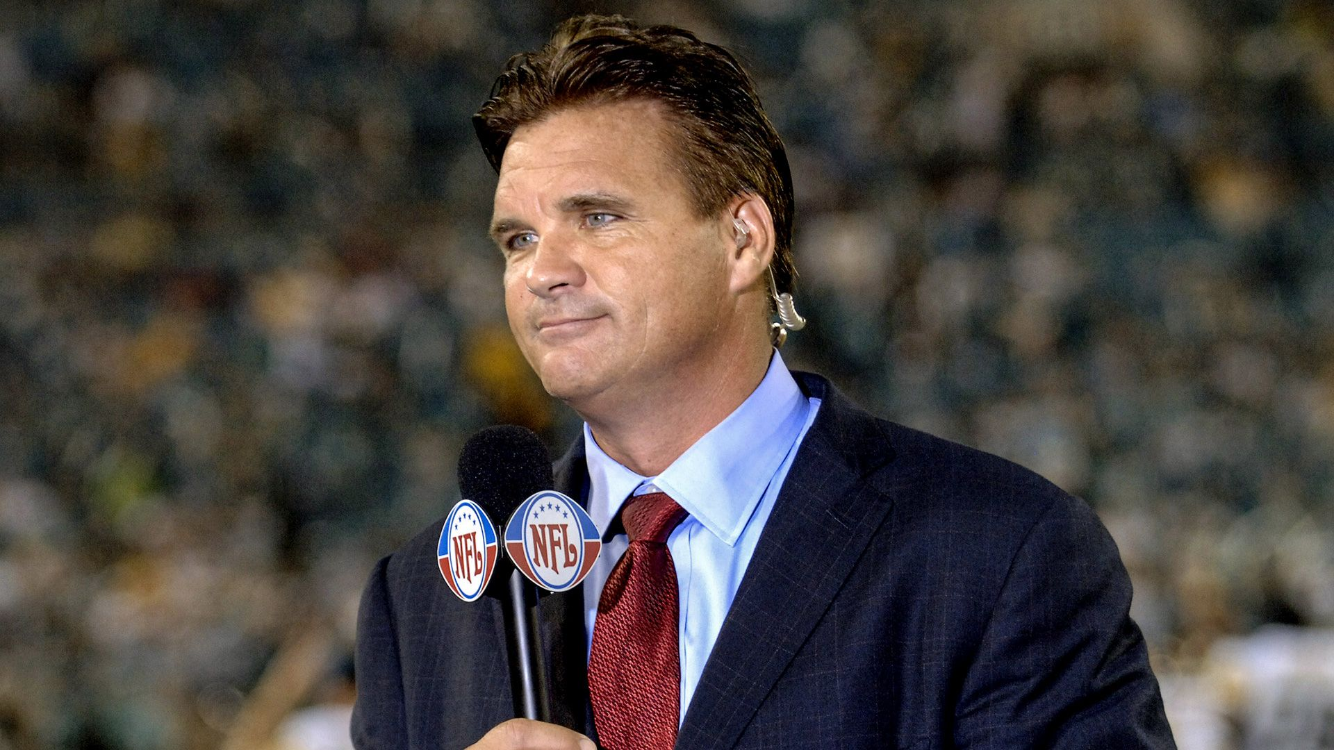NFL Network's Brian Baldinger suspended for suggesting Eagles put bounty on Ezekiel Elliott