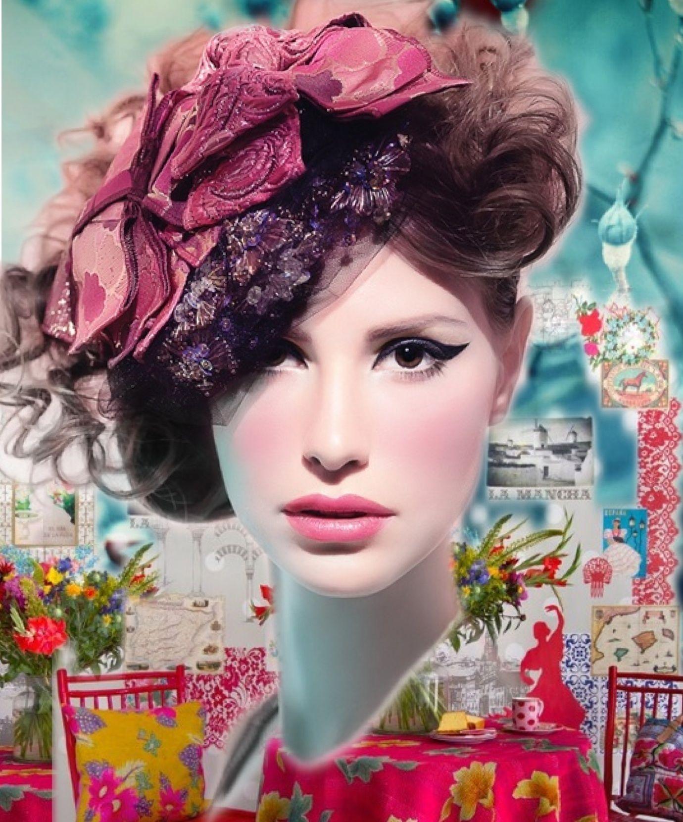 Beauty created with Bazaart by Akira Hashiguchi