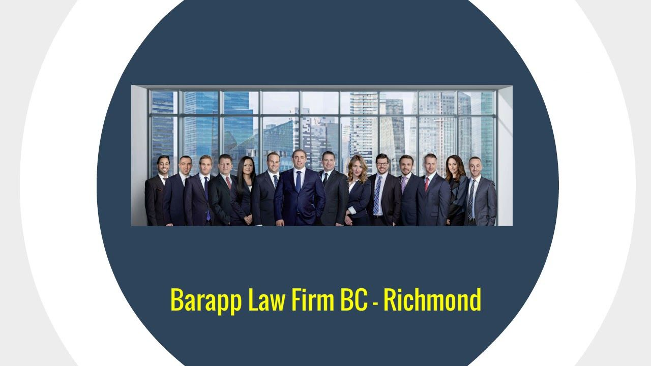 Barapp Law Firm Bc 113 6033 London Rd Richmond Bc V7e 0a7 604