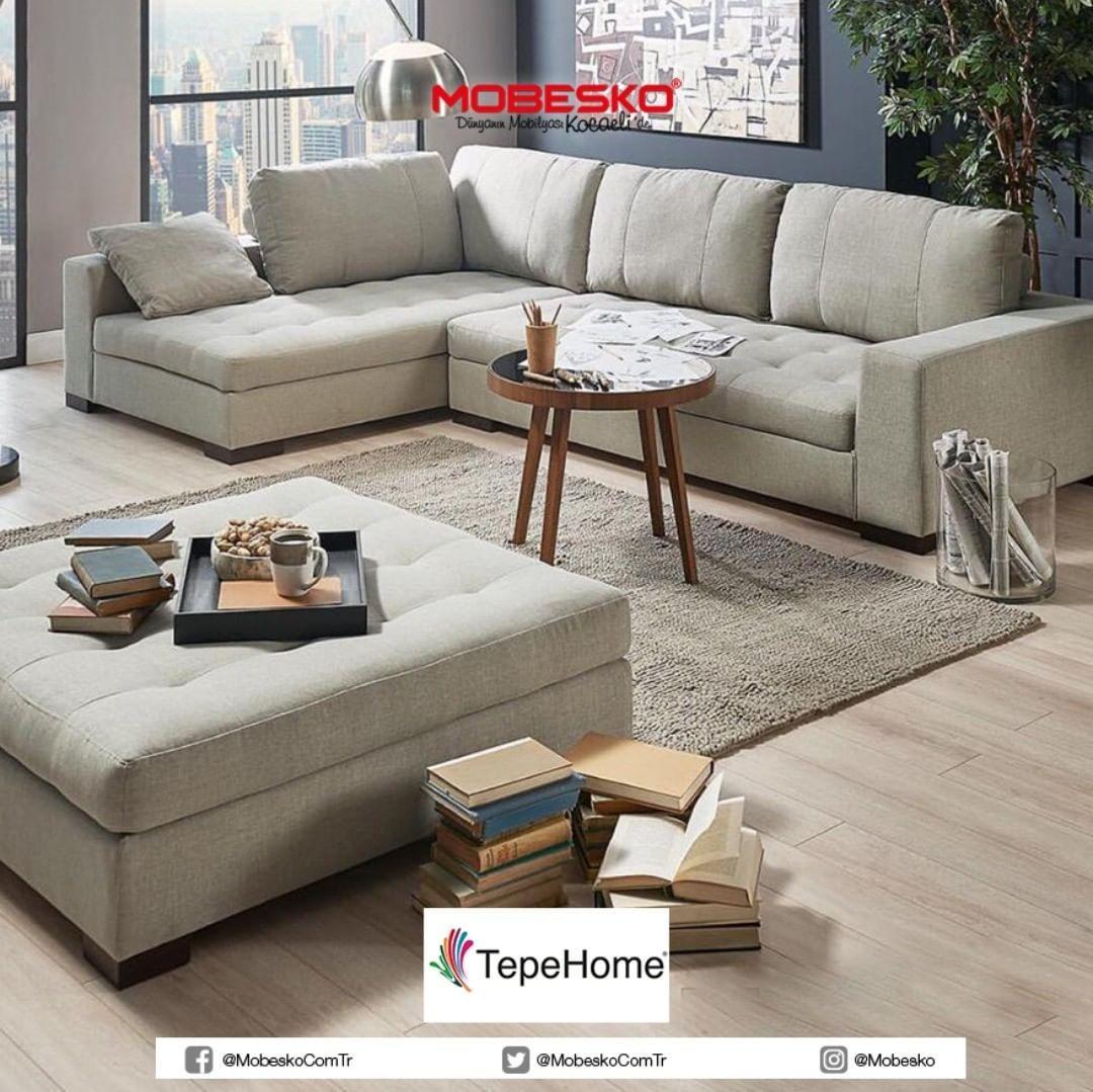 Melman Kose Takimi Tepe Home Mobilya Ev Dekoru Furniture