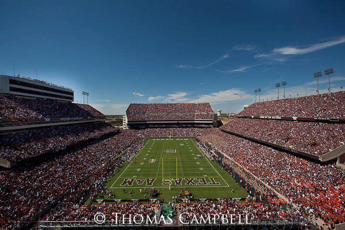 Texas A University 3 Kyle Field Texas A M Football Stadiums