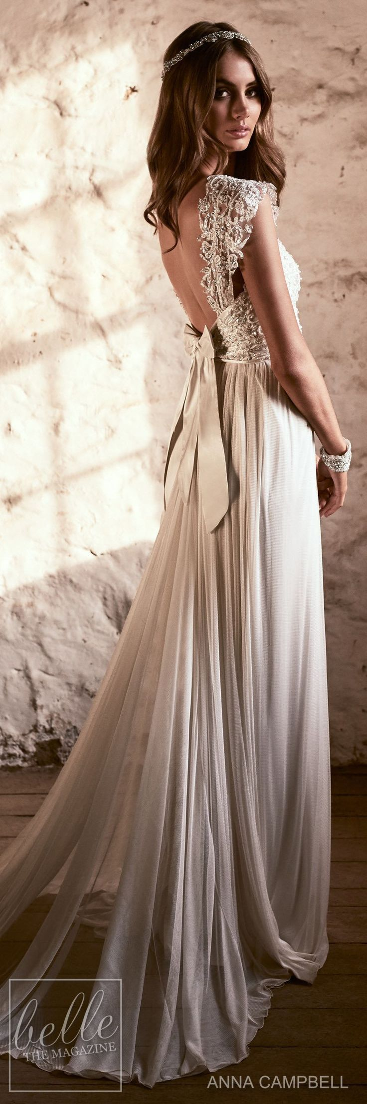 Wedding dresses by anna campbell eternal heart collection
