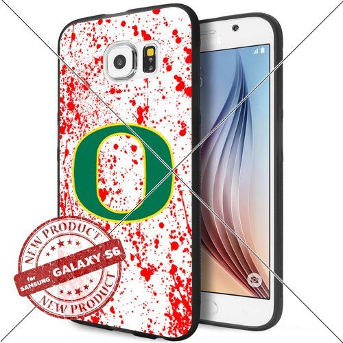 NEW Oregon Ducks Logo NCAA #1437 Samsung Galaxy S6 Black Case Smartphone Case Cover Collector TPU Rubber original by WADE CASE [Blood] WADE CASE http://www.amazon.com/dp/B017KVN88W/ref=cm_sw_r_pi_dp_5wrywb079NBP8