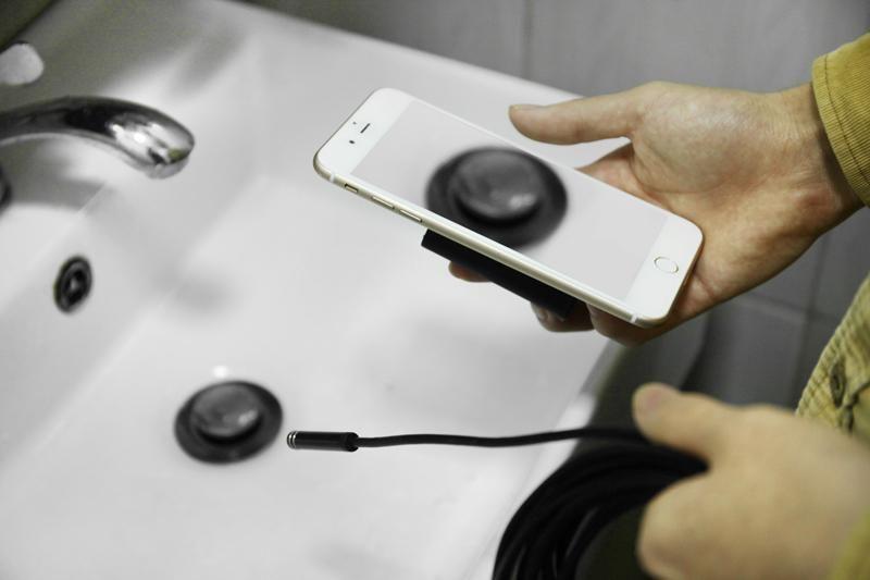 Waterproof Wifi Endoscope Camera in 2019 | Wifi Gadgets