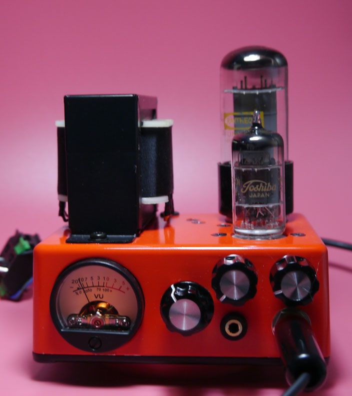 mini fender princeton 5f2 a guitar small tube amplifier head build teknoloji. Black Bedroom Furniture Sets. Home Design Ideas