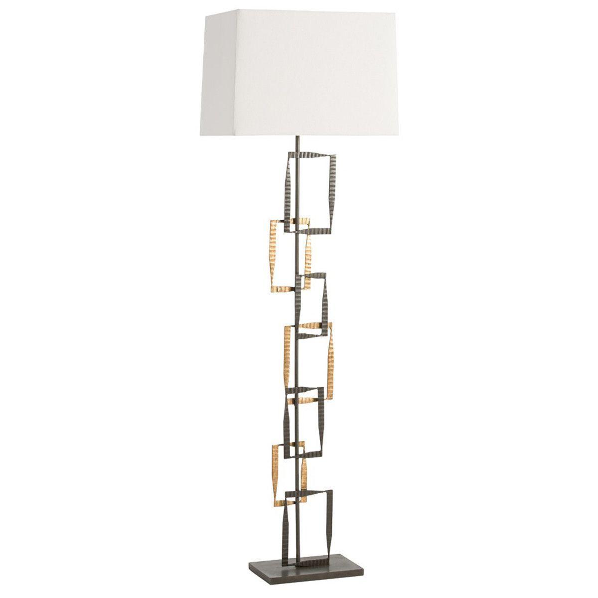 Arteriors Mabon Floor Lamp Transitional Floor Lamps