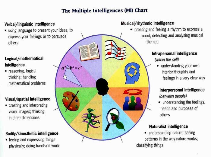 an analysis of multiple intelligence in human beings Tified existential intelligence as the last category of multi- ple intelligences in   persons with this intelligence are very sensitive to verbal- written language and.