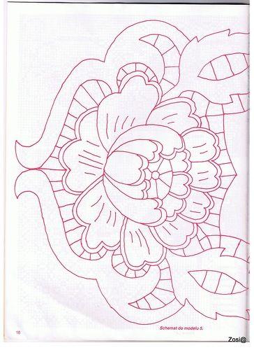 Zhurnal Igla I Nitka 2000 Rukodelnica Vyshivka Tvorchestvo Ruk Katalog Statej Linii Zhizni Embroidery Patterns Irish Crochet Motifs Cutwork Embroidery