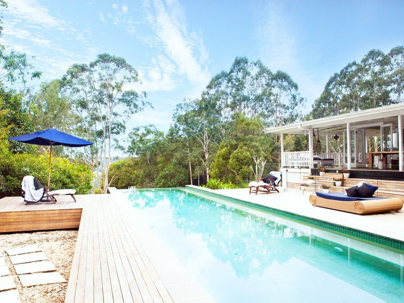 The grounds byron an oasis in a byron bay house stayz