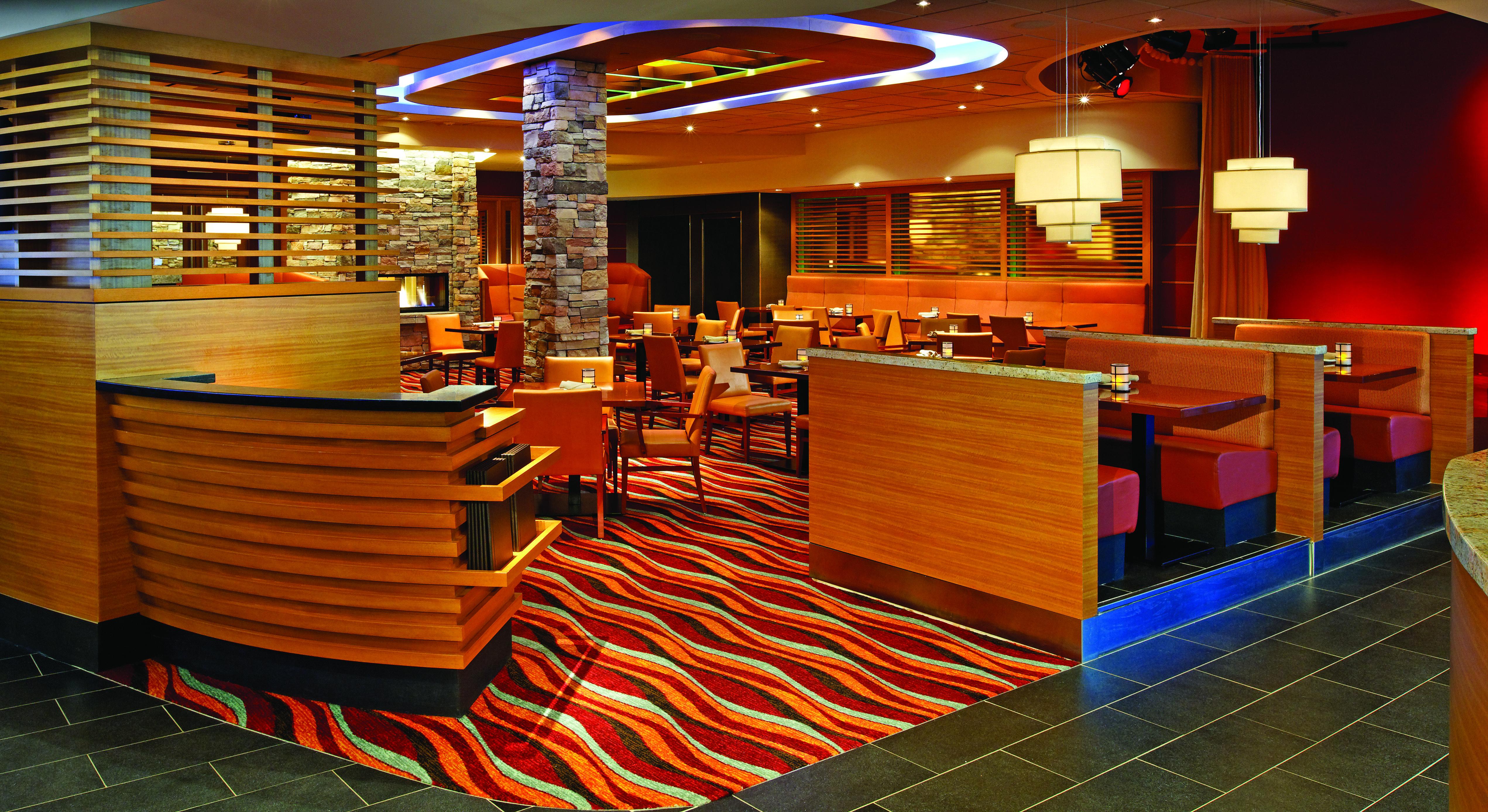 Getaway Restaurant Georgian Downs
