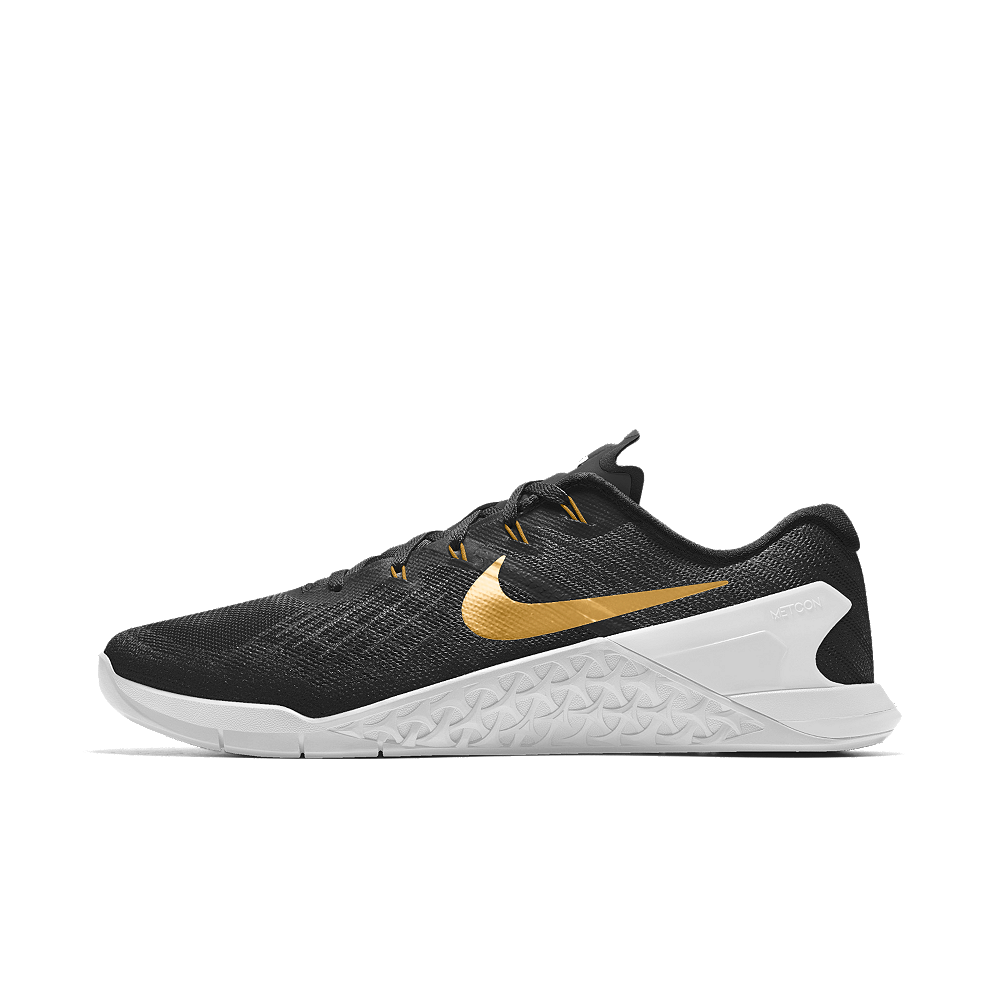 online store 2bb75 ad087 Nike Metcon 3 iD Men s Training Shoe Size 16 (Black)
