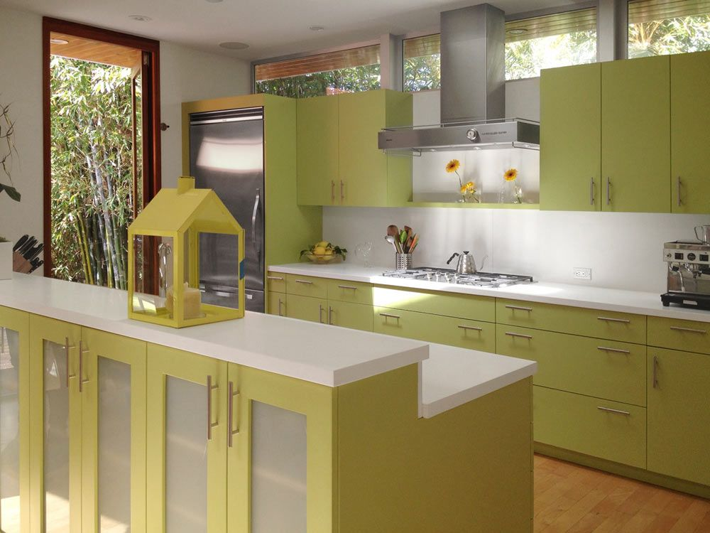 Dodwestgartenreid8Kitchen  Lime Green Kitchen Green Kitchen Unique Kitchen Design 2013 Decorating Design