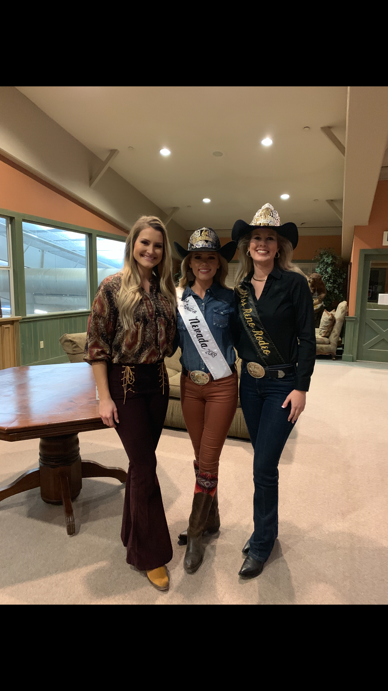 Miss Rodeo America 2017 Miss Rodeo Nevada 2018 Miss Reno