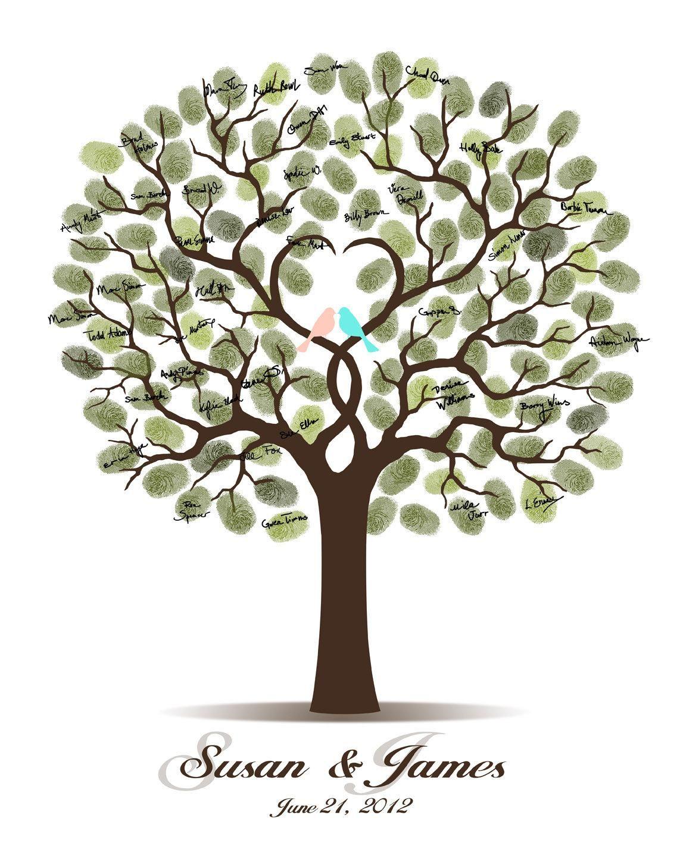 Novelty Family Tree Wall Diagram Chart Fillable DIY Home Decor Wall Poster Charm