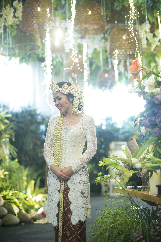 Pakaian Adat Sunda Siger Pernikahan Adat Jawa Hijab Putih