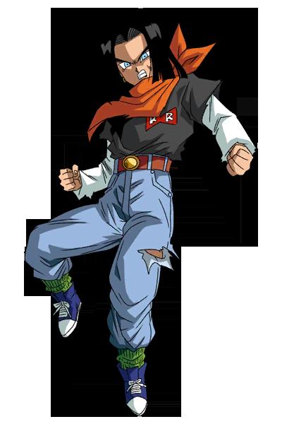 Androide 17 Anime Dragon Ball Super Dragon Ball Artwork Anime Dragon Ball