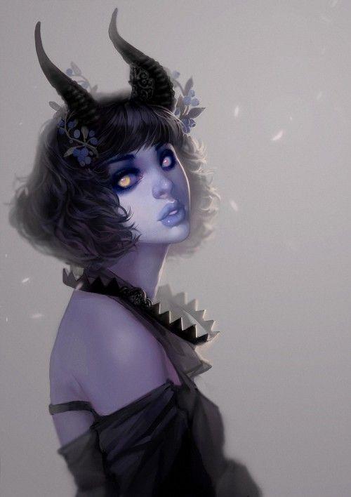 Blauberry Akuma