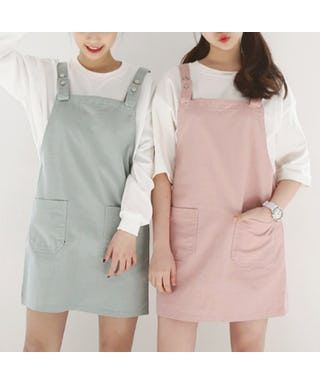 06df6510d0 Pockets Dress (4 Colors)