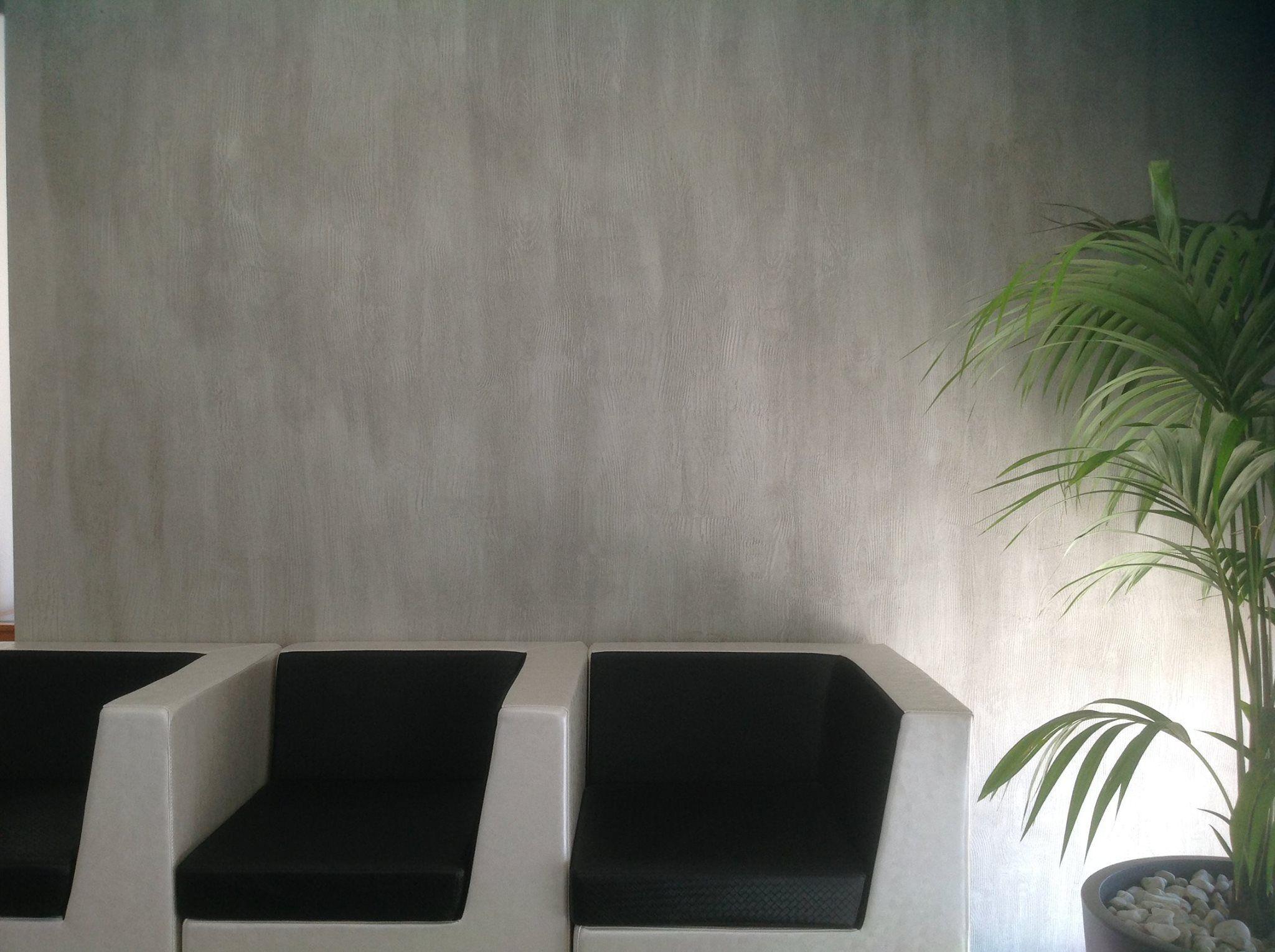 Pittura Cemento Design : Stile industriale. parete effetto cemento liscio. decorativi per
