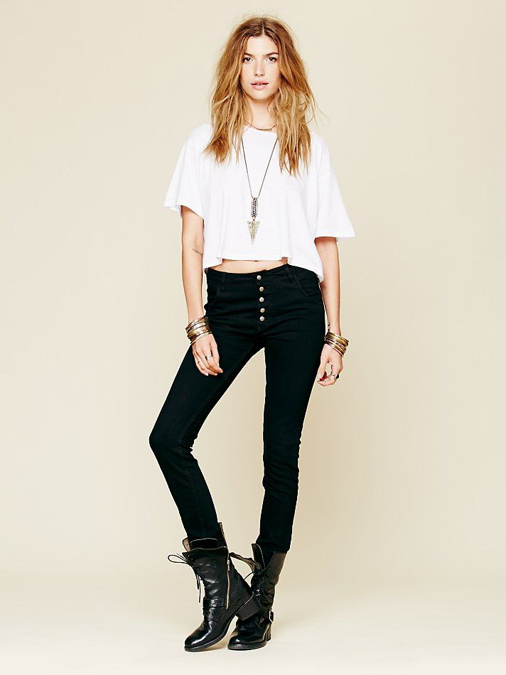 Free People Cody High Rise Skinny, C$142.61 - I've literally wanted these for 2 years