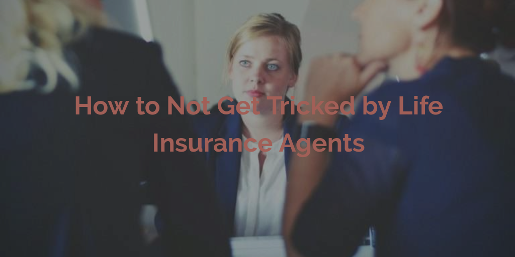 Life Insurance Agents Are First And Foremost Salespeople They