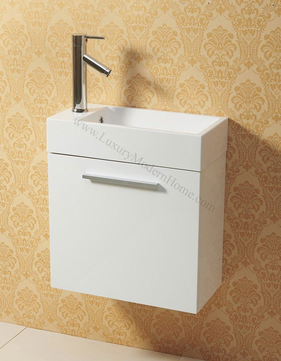 Robot Check Small Vanity Sink Small Bathroom Vanities Modern Bathroom Cabinets