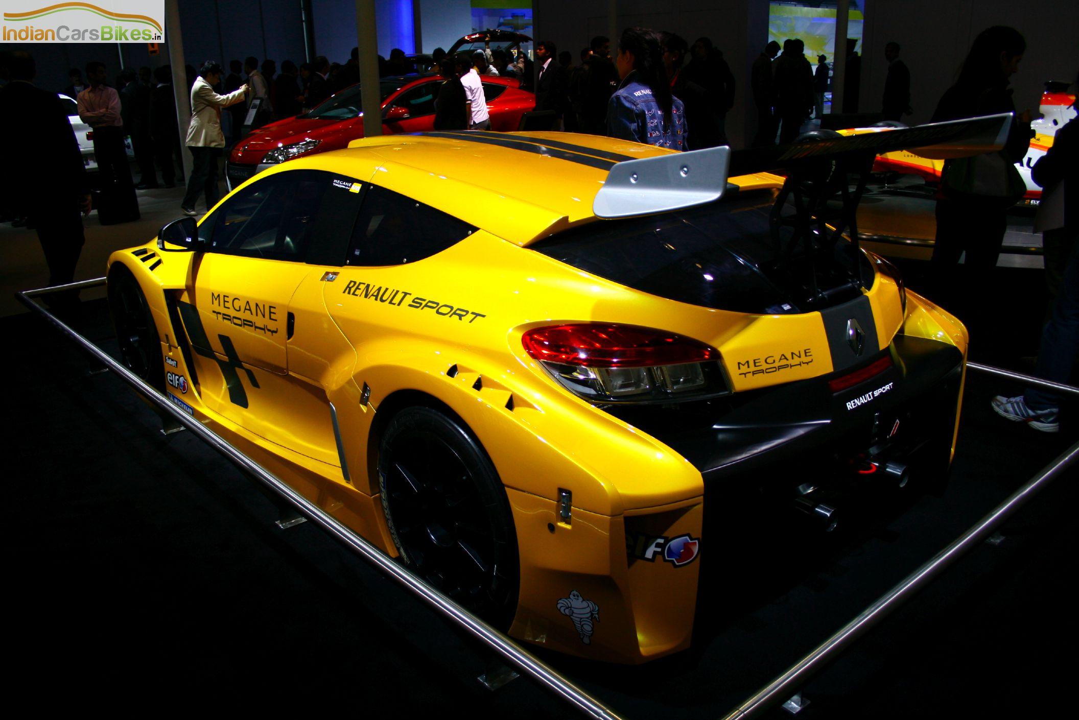 Attrayant Renault Megane Trophy Car