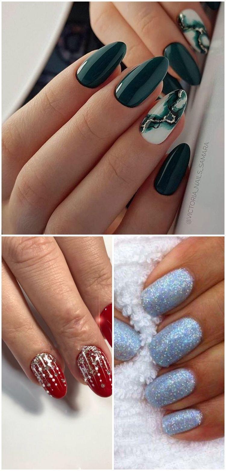 52 Trendy Winter Nail Colors Design Ideas Winter Nail Designs