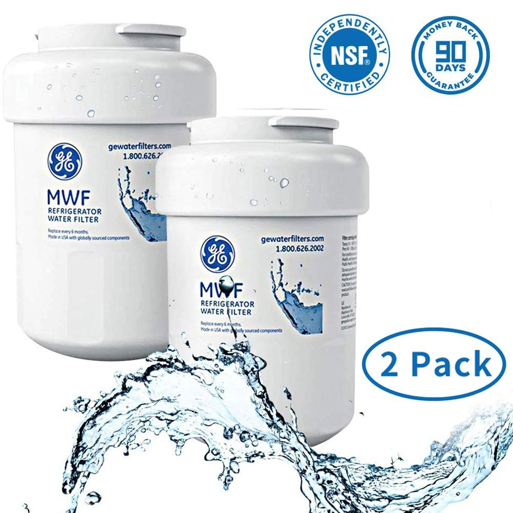 General Electric Mwf Refrigerato Water Filter General Electric Healthy Water Drinks