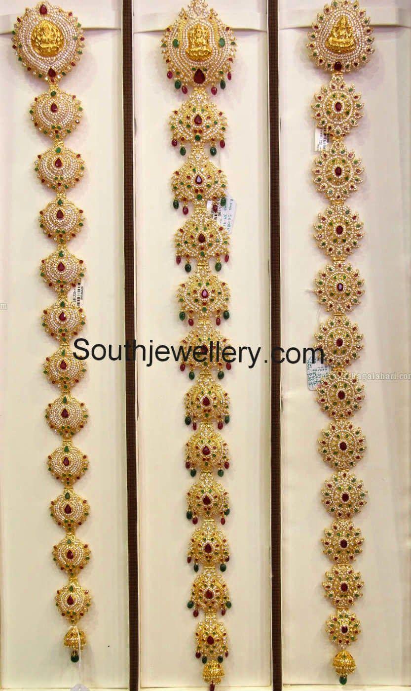 cz stones temple jada | jeida | pinterest | indian jewelry, south