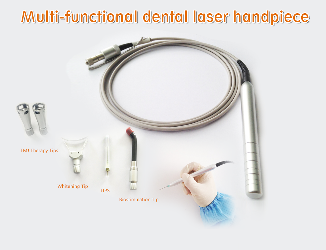 Multi Functional Dental Laser Handpiece Dental Laser Handpiece Dental