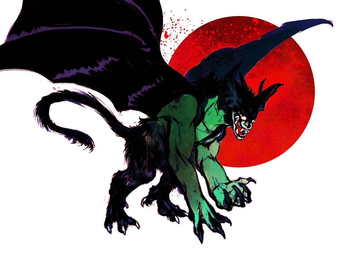 Pin On Devilman