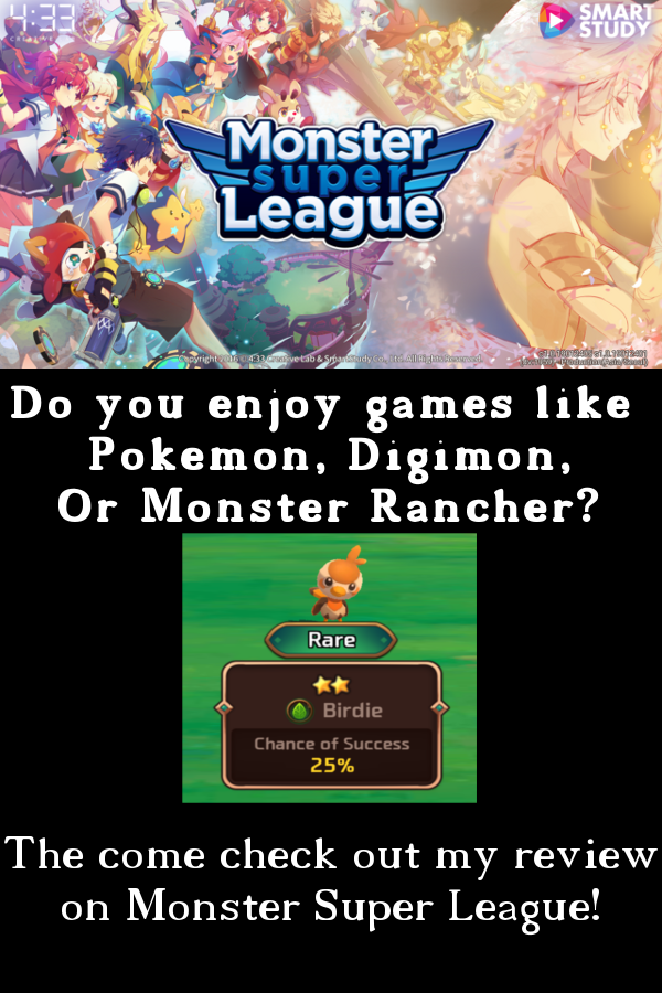 Monster Super League Mobile Game Review! Games like