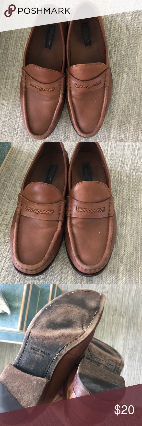 Used cole Haan shoes in 2020   Cole