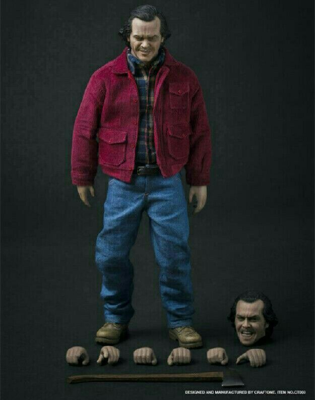 The Shining, Jack Torrance.   Figures   Pinterest   Action figures ... 9a9ab3f8bf