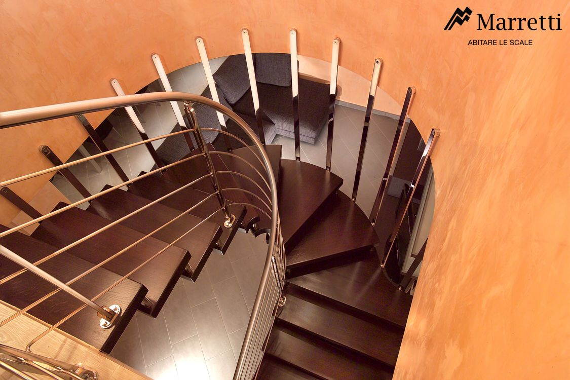 marretti stairs | Menu
