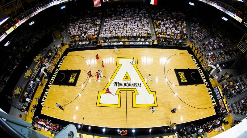 app state basketball Google Search Appalachian state