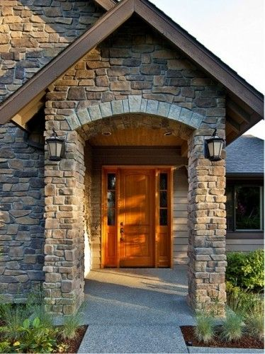 This Is A Beautiful Example Of A No Step Entrance Into The