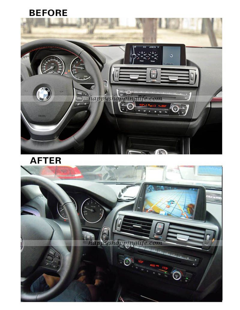 8 Inch Multimedia Player Special For Bmw 1 Series F20 Gps