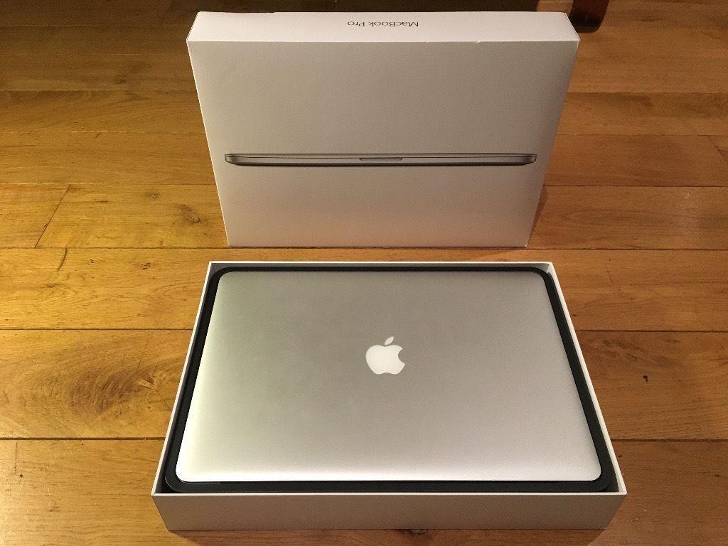 """Apple MacBook Pro A1398 15.4"""" Laptop - MJLT2LL/A (May 2015)"""