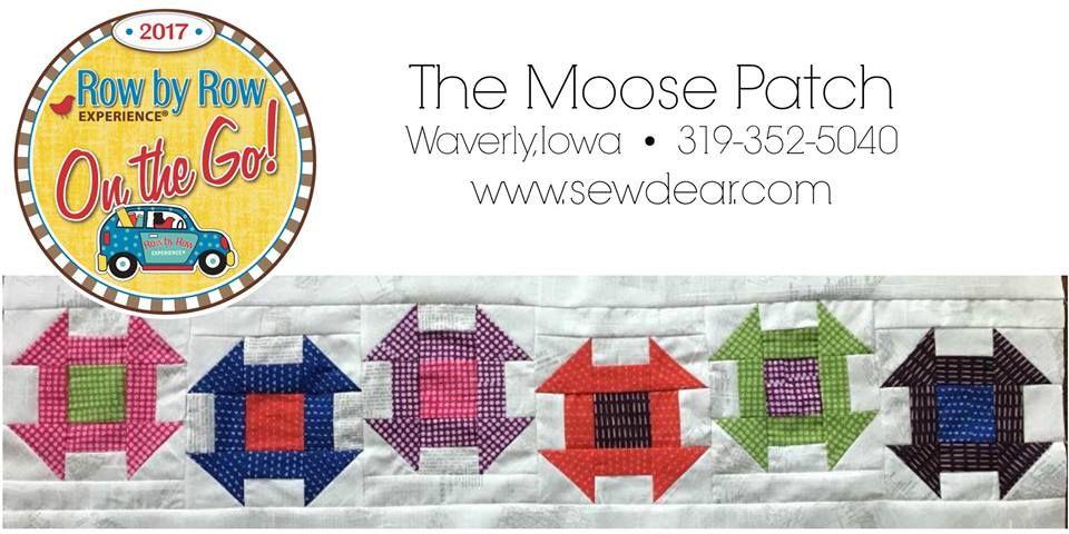 The Moose Patch Quilt Shop Waverly Ia Patch Quilt Quilt Shop Quilt Stores