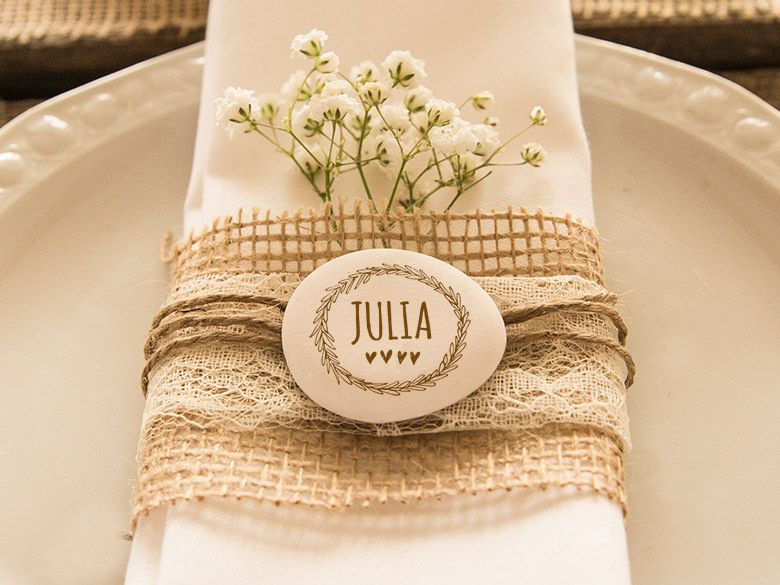 Decoración de la mesa de la boda: diseñe usted mismo en línea