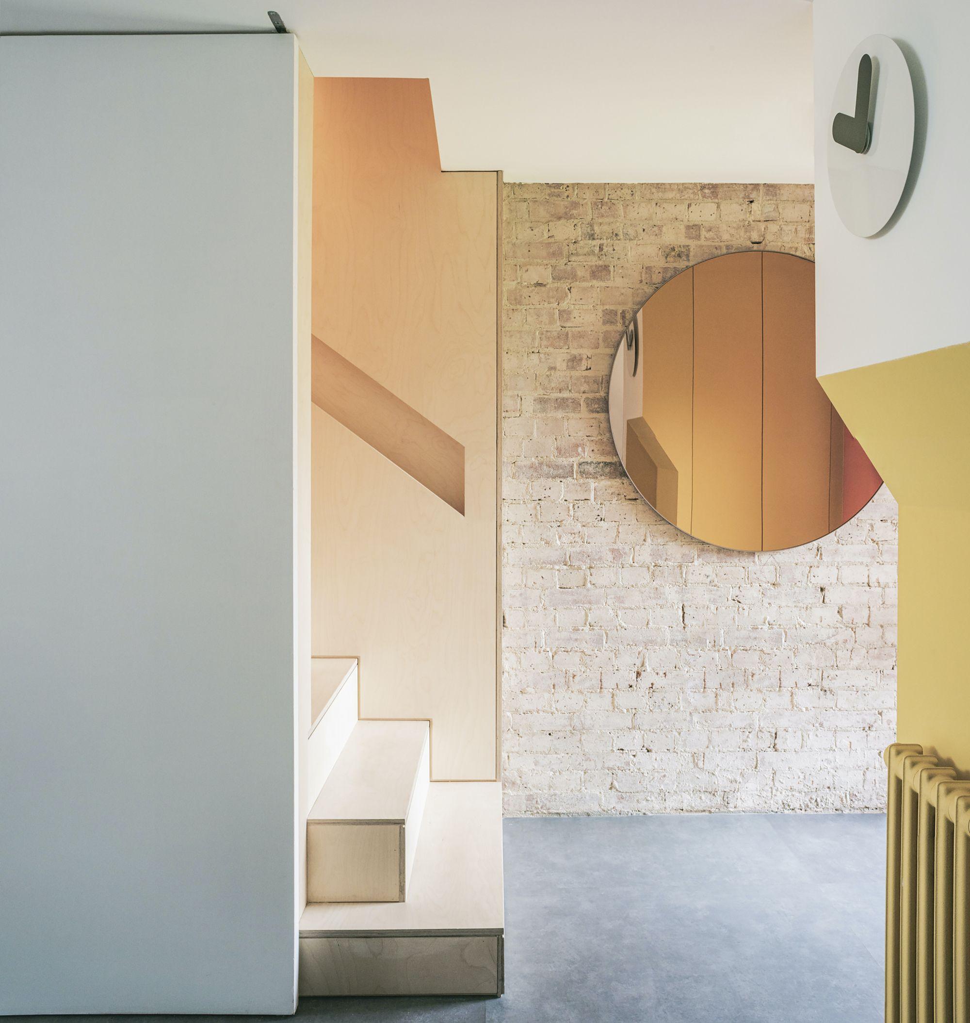 Maisonette In Notting Hill Francesco Pierazzi Architects In 2020 Maisonette Architect Interior