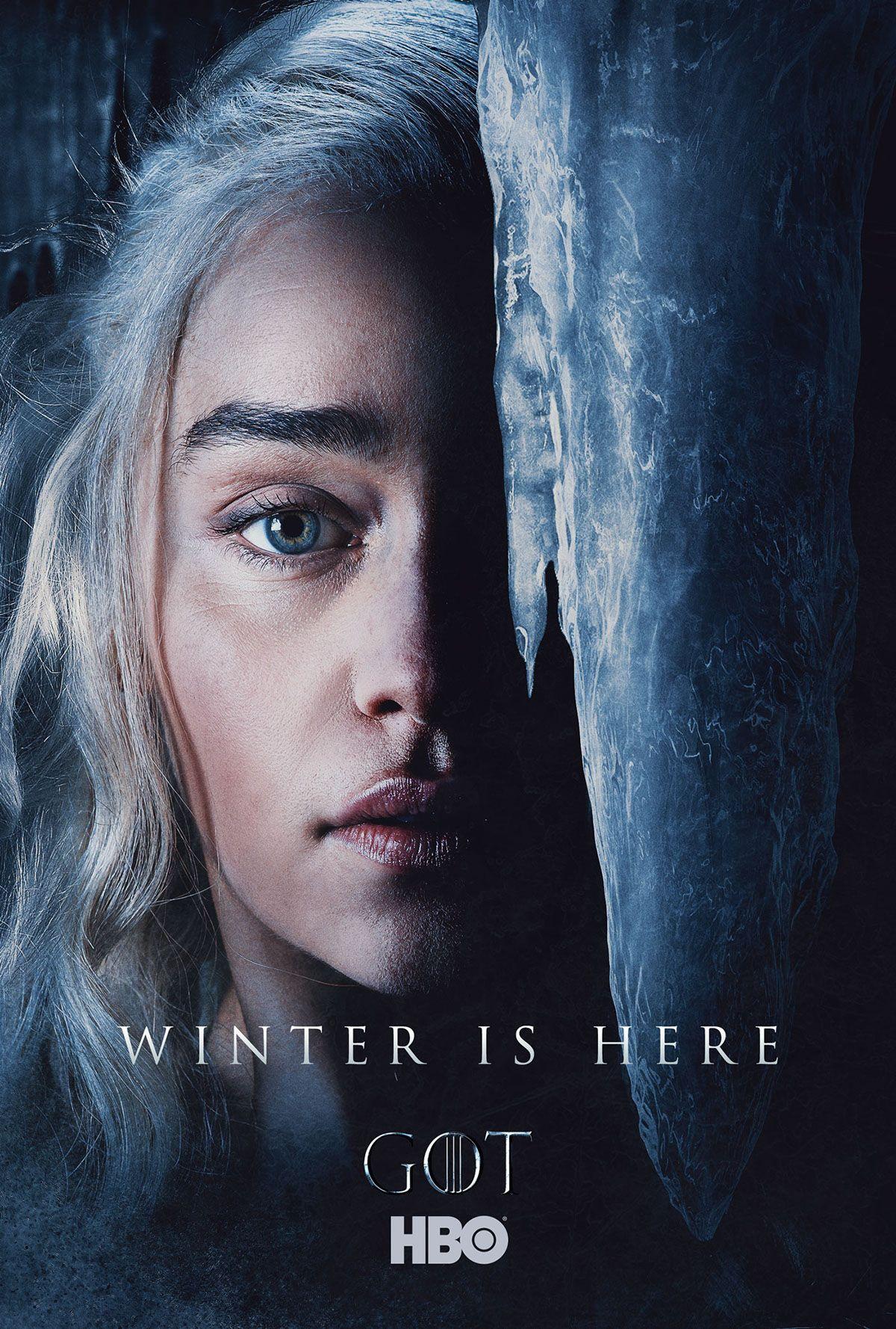 Game Of Thrones Sens Critique : thrones, critique, THRONES:, Behance, Игра, престолов,, Дейенерис, таргариен,, Валар, моргулис
