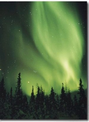 how to paint northern lights in oil - Google Search