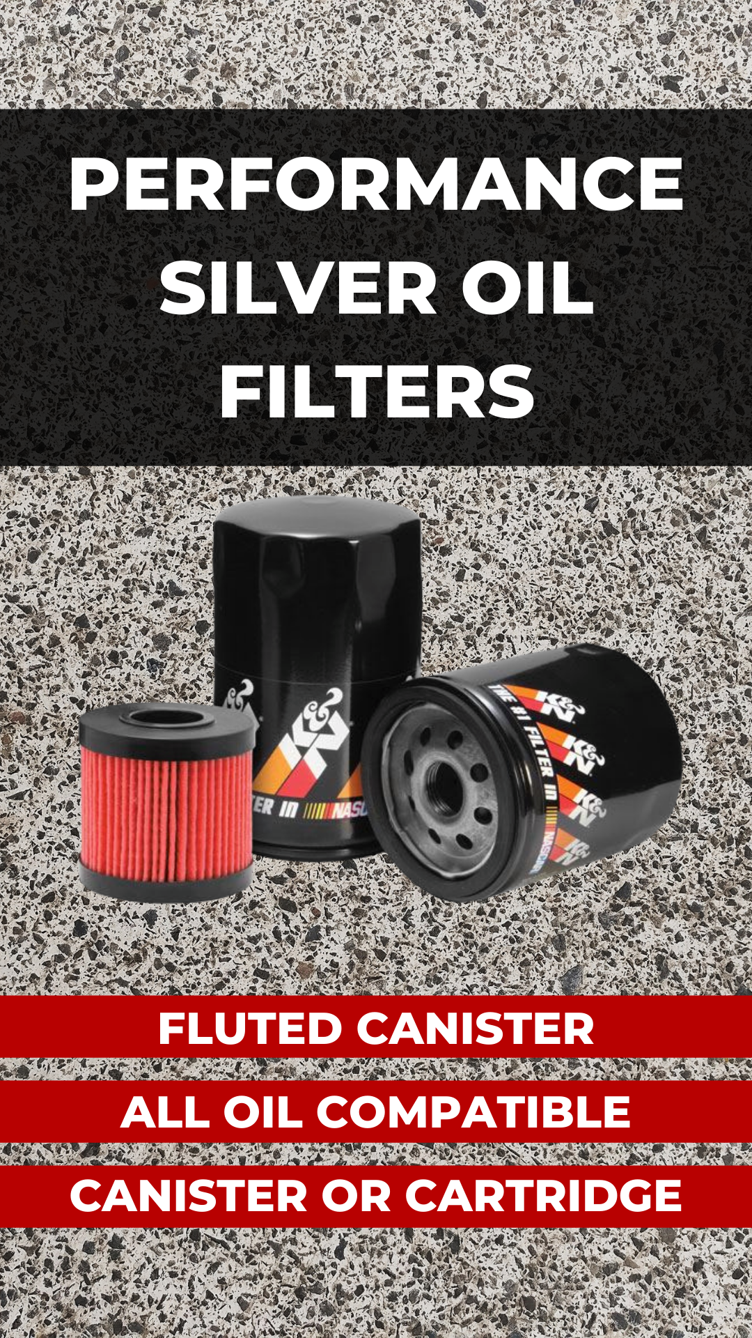 Performance Silver Oil Filters in 2020 Oil filter